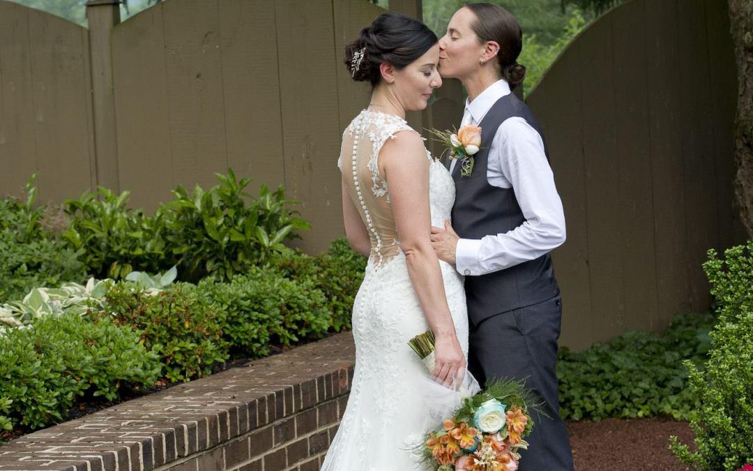 The Barn at Flying Hills Reading, PA Wedding | Megan & Bree