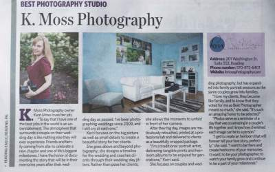 Reading Eagle Readers Choice Best Photography Studio