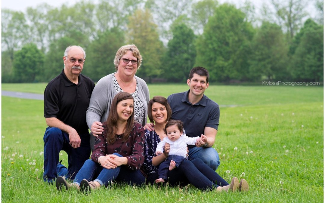 Wyomissing PA | Mohler Beider Family Session