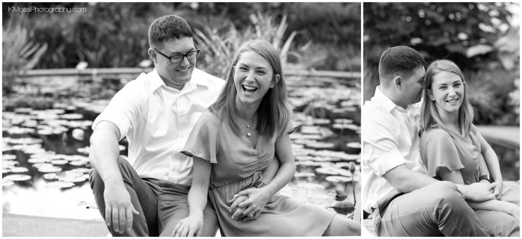 Penn State Engagement Session | K. Moss Photography