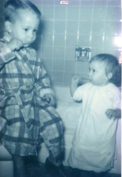 My big brother from the beginning