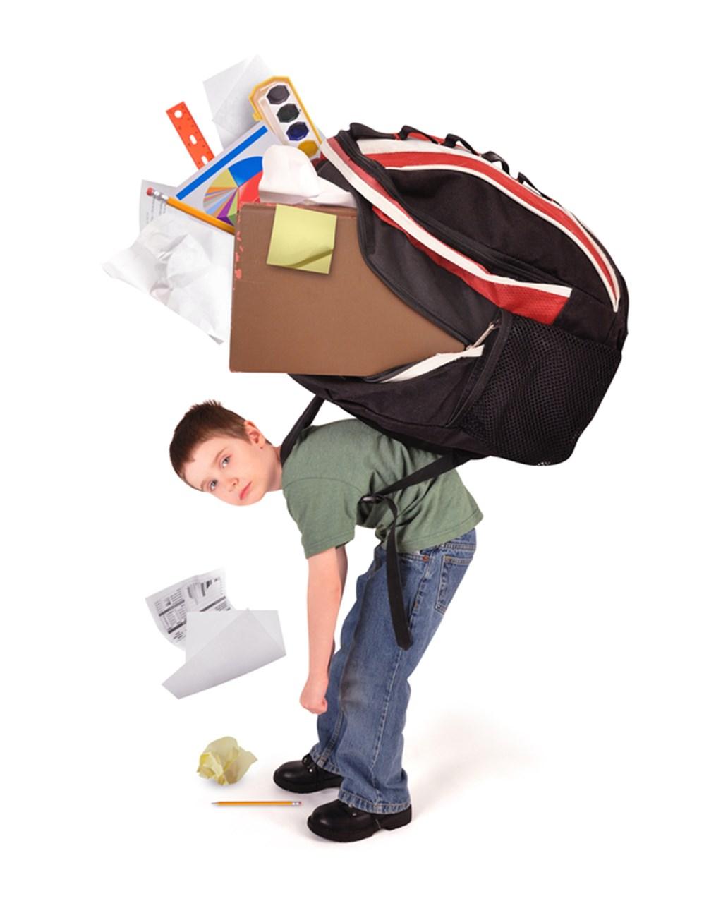 Sohati هل يعاني طفلك من الحقيبة المدرسية الثقيلة