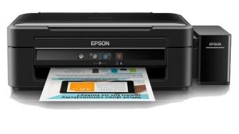 Epson L360 Resetter