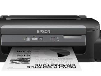 Epson M100 Resetter