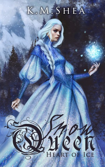 Heart of Ice (The Snow Queen #1)