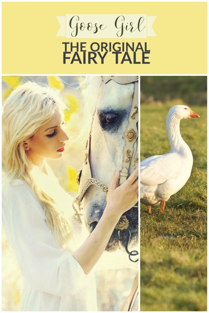Goose Girl: The original Story