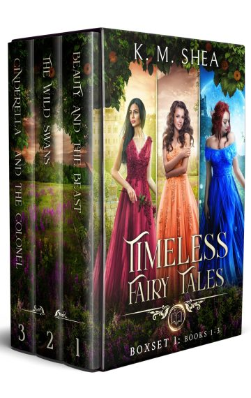 Timeless Fairy Tales Books 1-3