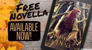 Free Princess and the Pea Novella