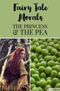 Princess and the Pea Moral