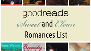 Goodreads Sweet and Clean Romance