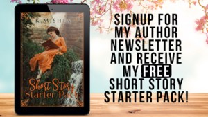 KM Shea Newsletter Signup