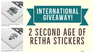 International Giveaway Second Age of Retha