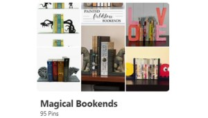 PinterestBookEnds