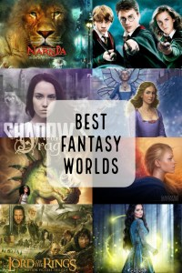 Best Fantasy Worlds