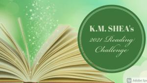 2021 KM Shea Reading Challenge