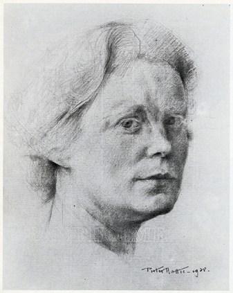 Pieter Rottie, Mevrouw Craeybeckx, 1939, Antwerpen privéverzameling