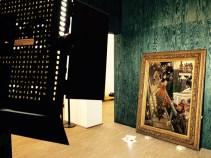 Ook 'Inscheping in Calais' van James Joseph Jacques Tissot zal deel uitmaken van de tentoonstelling