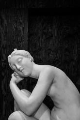 Joseph De Bay Het meisje met de kinkhorens, KMSKA, foto: Jesse Willems