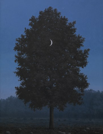 René Magritte, Zestien september, KMSKA © Lukas Art in Flanders vzw, foto Hugo Maertens