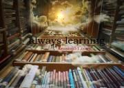 हमेशा सीखते रहना।