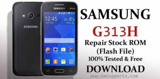 Samsung G313H Flash File 100% Tested Official File