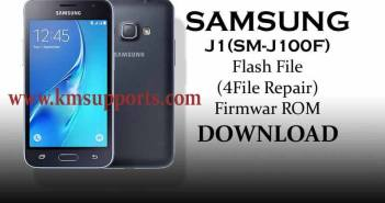 Samsung J100F Flash File (Firmware ROM) 4File