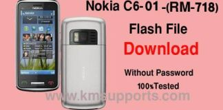 Nokia C6-01 (RM-718) Flash File Download Without Password