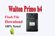 Walton Primo H4 Flash File Download Without Password [100% Tested]