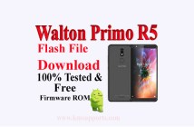 Walton Primo R5 Firmware Download Without Password Latest MT6739 ROM