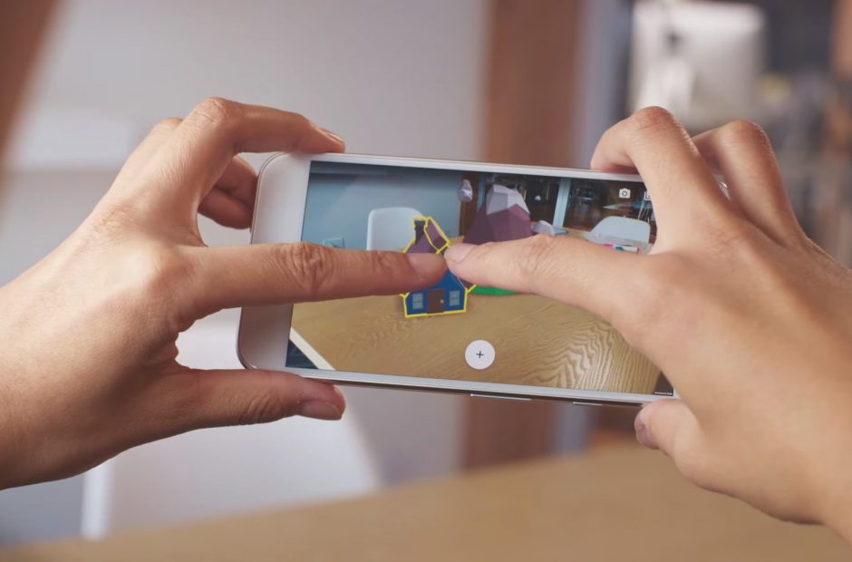 Google fights Apple's ARKit with ARCore for Android