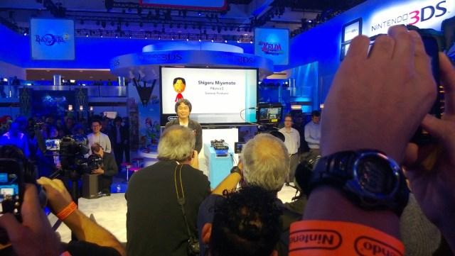 Nintendo-E3-2013-Shigeru-Miyamoto