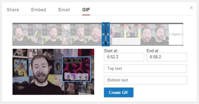 YouTube-GIF-creator