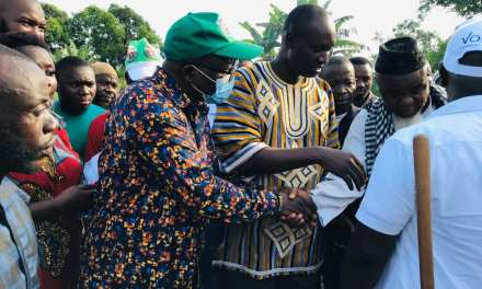 Margibi Muslim Council Breaks Ground for US$190K Muit-Purpose Center in Kakata