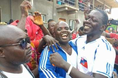 Defending Champions Montserrado County sends host Grand Bassa County out of the Competition.