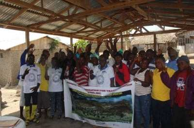 Youth Group Completes Six Months Activities In Weamah Gbarpolu County,Outlines Findings and Challenges.