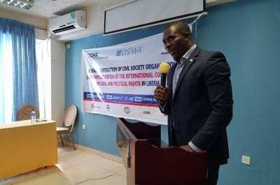To Effectively Improve Human Rights Issues In Liberia, Civil Society Platform Outlined Key Resolutions To National Government