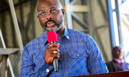 """Use Your Creativity And Resourcefulness To Help Secure Your Future"",President Weah Encouraged Youth Of Liberia"