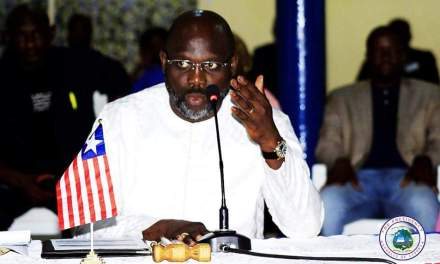 Pres. Weah Submits Bill to Cancel All Tenure Positions