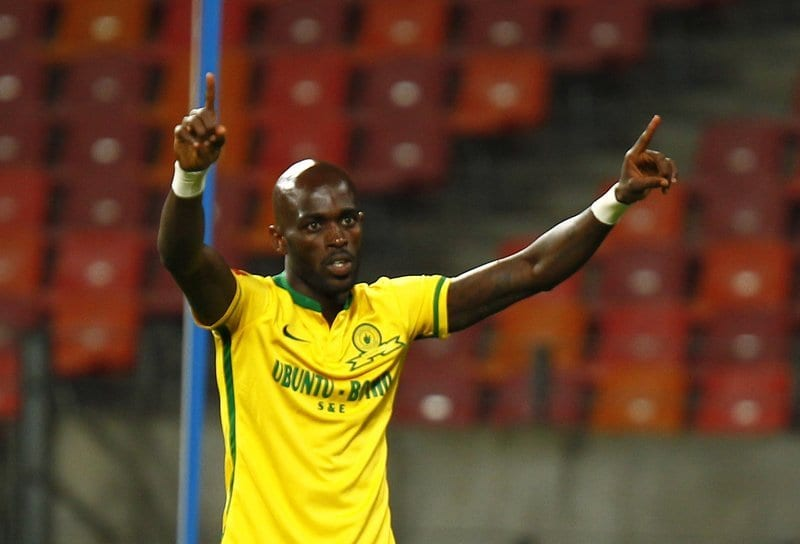 Anthony Laffor Signs New Contract with Mamelodi Sundowns Until 2021