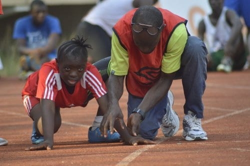 Liberia Wins Second Gold Medal at Special Olympics in Abu Dhabi