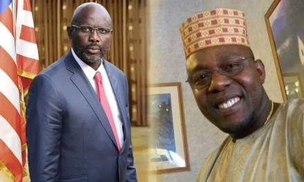 President George Weah Suspends Deputy Information Minister Eugene Fahngon