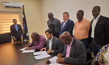 Liberia Signs Two MOU; Modern Rail Road Between Liberia And Guinea To Be Constructed Soon