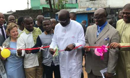 President Weah Urges Parents To Invest In The Education Of Their Children.