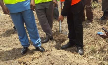 FDA BREAKS GROUND TO CONSTRUCT REGIONAL OFFICE IN BOMI COUNTY