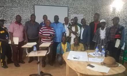 River Cess and Sinoe Counties Conclude A Two-Day Dialogue Forum Aim At Resolving Boundary Dispute