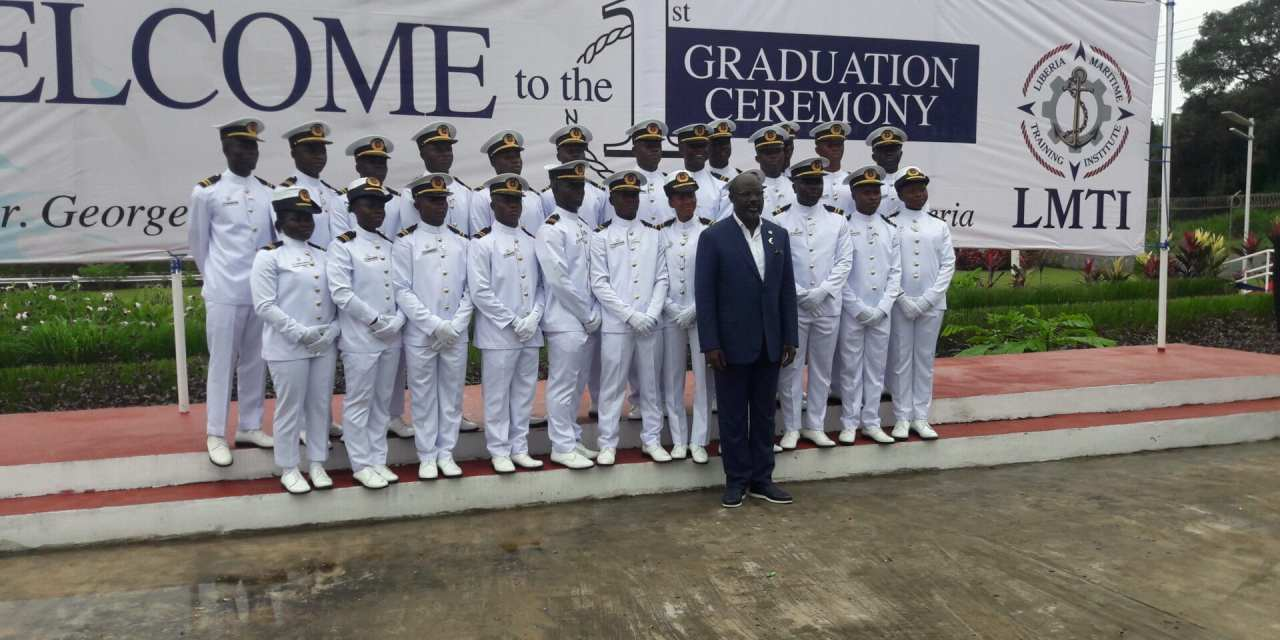 LMTI AWARDS 24 CADETS 1st ASSOCIATE DEGREE IN MARINE ENGINEERING