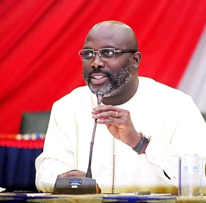 False And Untrue, Government Terms Social Media Report Linking President George Weah To A Six Month Medical Leave | KMTV News