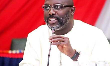 False And Untrue, Government Terms Social Media Report Linking President George Weah To A Six Month Medical Leave