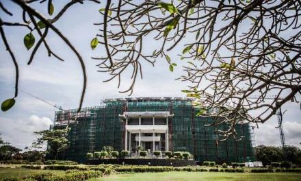 As Executive Mansion Project Hangs In The Balance, National Treasury And Historical Artifacts Are Unaccounted For ,House's Preliminary Findings Reveals