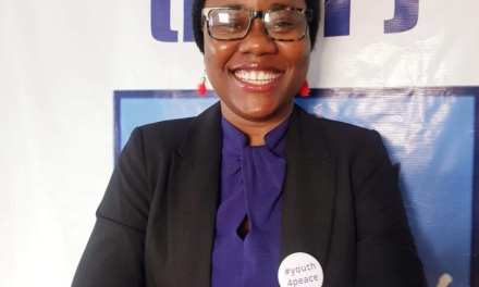 Gwendolyn Myers,First Liberian youth selected to serve on the board of Directors of Mediators Beyond Borders International